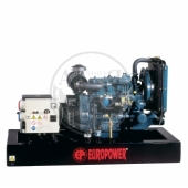 Генератор дизельный Europower EP 85 TDE