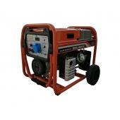 Бензиновый сварочный генератор ZMW200 DC