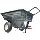 Прицеп пластиковый для минитрактора (175 кг)