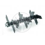 Вал с ножами для вертикуттера MTD OPTIMA 34 VE