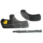 Комплект мульчирования и дефлектор для Minirider 60
