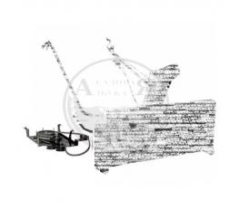 Комплект доработки для роторного снегоуборщика для трактора, 107см
