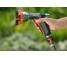 Пистолет для полива многофункциональный металлический Premium