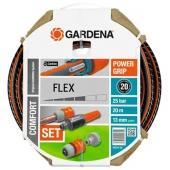 "Шланг GARDENA FLEX 13 мм (1/2"") 20 м."