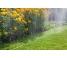 Шланг-дождеватель зеленый 15м