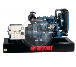 Генератор дизельный Europower EP 8 DE