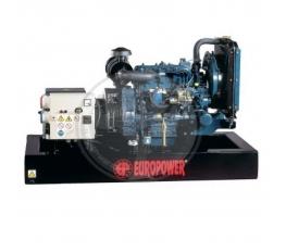 Генератор дизельный Europower EP 14 TDE