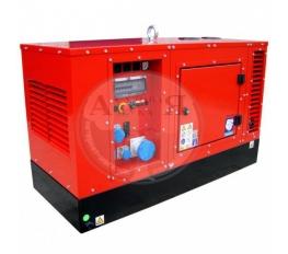 Генератор дизельный Europower EPS 163 DE с подогревом о/ж