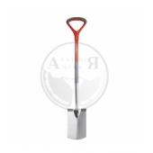 Лопата садовая 109 см ASP-E